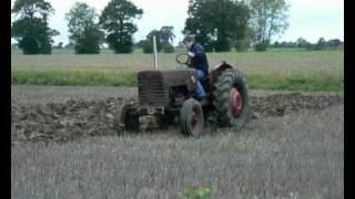 B250 Ploughing