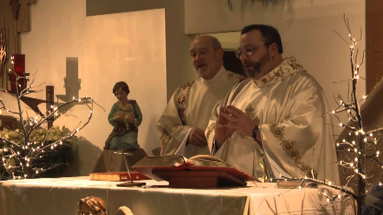 St.  Joseph's Mooers Christmas Eve Mass  12-24-15