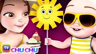 Beach at Home Song - ChuChu TV Baby Nursery Rhymes and Kids Songs