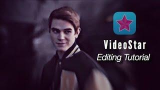 VIDEOSTAR EDIT TUTORIAL | FOR BEGINNERS