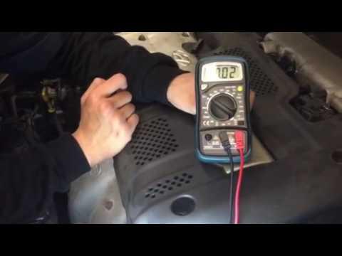 No crank Hyundai Elantra/ How to read wiring diagram - YouTube