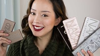 HOW TO PICK AN URBAN DECAY NAKED PALETTE | UPDATED