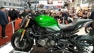 New amazing models  Benelli Motorcycles 2020