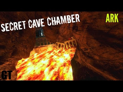 The Center LOOT CHAMBER - Obstacle Course Guide - ARK Survival
