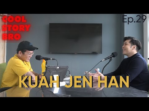 How MACC's Kuah Jenhan went from stand up comedy to being a film director   Cool Story Bro Ep. 29
