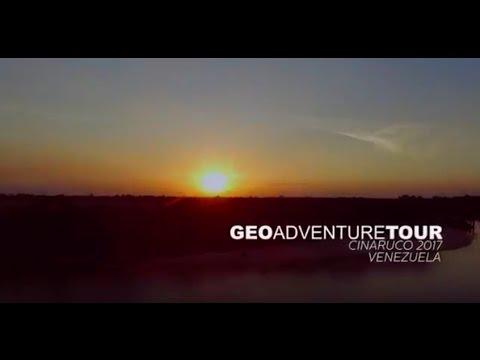 Geo Adventure Tour - Cinaruco 2017 - Venezuela