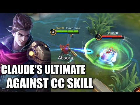 CLAUDE'S ULTIMATE AGAINST CC SKILL UPDATED