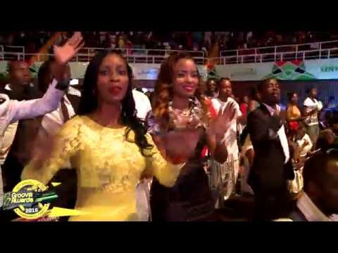Mercy Masika, Gloria Muliro, Daddy Owen, 24 Elders & Guardian Angel Performance at #GrooveAwards2016