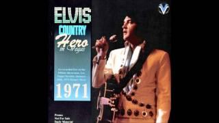 Elvis Presley - Country Hero In Vegas - January 30 1971 Full Album