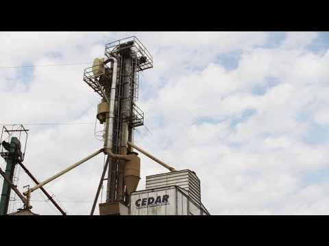 CEDAR S.A. - GRAIN DRYER AND GRAIN CLEANERS MACHINES - SECADORAS Y LIMPIADORAS DE GRANOS