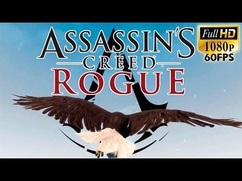 LA EPICA HISTORIA ASSASSINS CREED ROGUE GAMEPLAY PELICULA COMPLETA ESPAÑOL PS3 XBOX360 PC ELSENIORRX