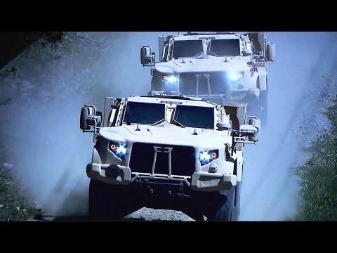 Oshkosh Defense - Joint Light Tactical Vehicle (JLTV) [720p]
