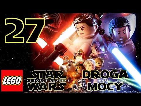 Zagrajmy w: LEGO Star Wars: Przebudzenie Mocy #27 - Droga Mocy (D'Qar 3/3)