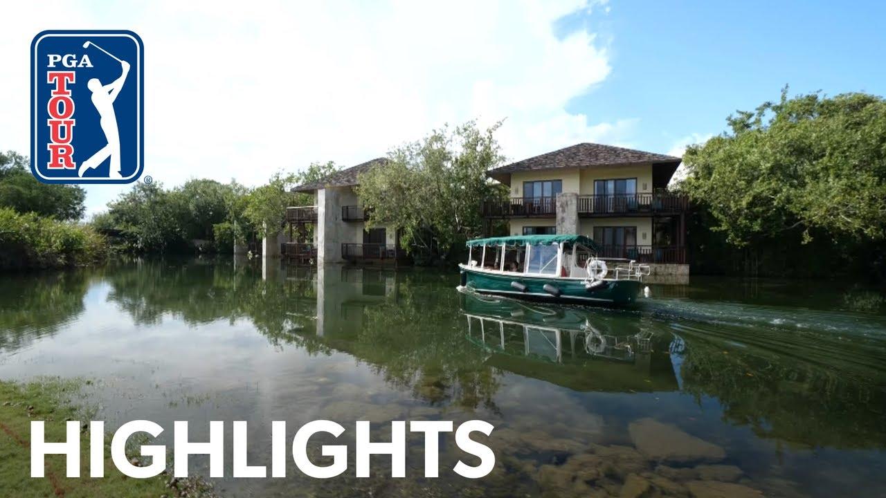 Sunday Highlights | Round 4 | Mayakoba Golf Classic 2019