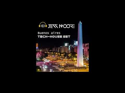 Jeff Moore   Tech house   Set 2018
