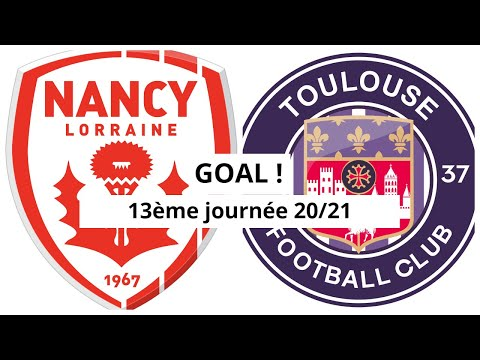 Nancy Toulouse Goals And Highlights