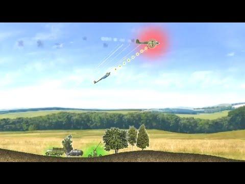 Игра Пе 2: Пикирующий Бомбардировщик - геймплей
