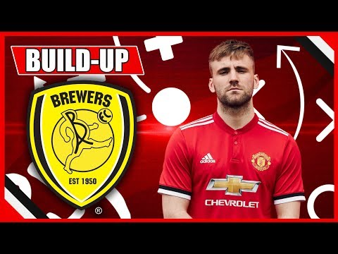 MAN UNITED VS BURTON ALBION | STARTING XI PREDICTION SHOW