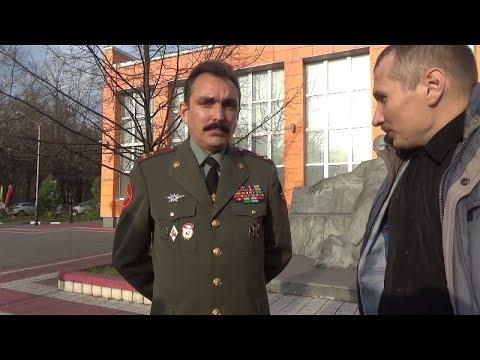 Полковник Шендаков: с