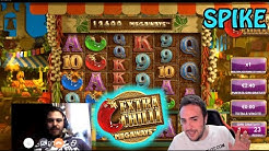 ONLINE SLOTS - Will we get 24 spins at EXTRA CHILLI ?