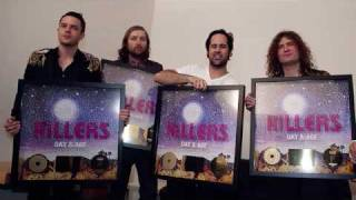 The Killers- Moonage Daydream (David Bowie Cover)