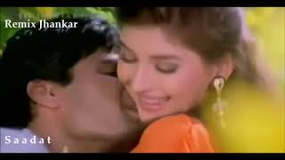 Aankhon Mein Base Ho Tum Jhankar, Takkar1996, Jhankar song Frm SAADAT