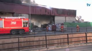 Incendio Fuente del Jarro