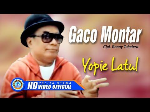 YOPIE LATUL - GACO MONTAR (Official Music Video)