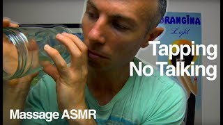 ASMR Touch Tapping 5.5 No Talking Just Relaxation