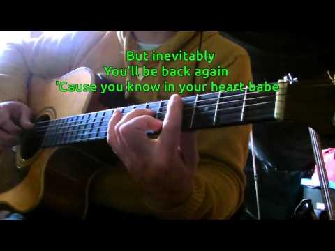 Mariah Carey - Always Be My Baby KARAOKE GUITAR REQUEST