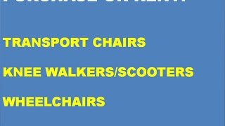 SIERRA PHARMACY & MEDICAL SUPPLIES. Transport Chairs, Walkers, Wheelchairs, Wheelchair Rentals