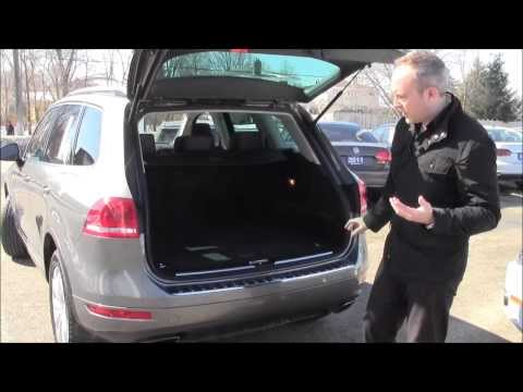 2012 VW Touareg Comfortline 3 6L at Volkswagen Waterloo with Mike Raab