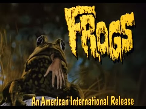 Frogs - Rob's B-Movie Reviews