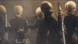 Repeat youtube video Star Wars Cantina Band 1+2