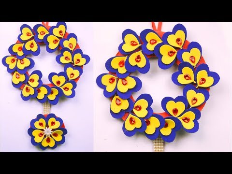 New Look Wall Hanging Crafts Ideas Decorations _ How to Make Easy Wall Hanging at Home _ DIY