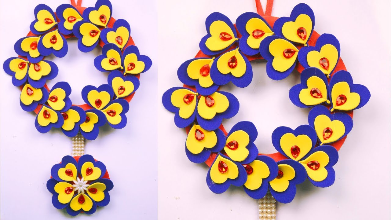 New Look Wall Hanging Crafts Ideas Decorations How To Make Easy
