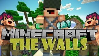 Minecraft: The Walls - Slow Killing Process!