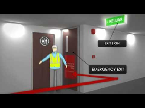 MISC Berhad Evacuation Procedure