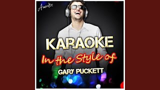 Young Girl (In the Style of Gary Puckett & The Union Gap) (Karaoke Version)