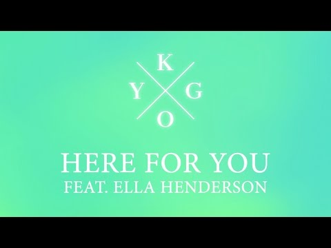 Kygo - Here For You  Instrumental/ID