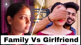Family VS Girlfriend - Chu Chu Ke Funs