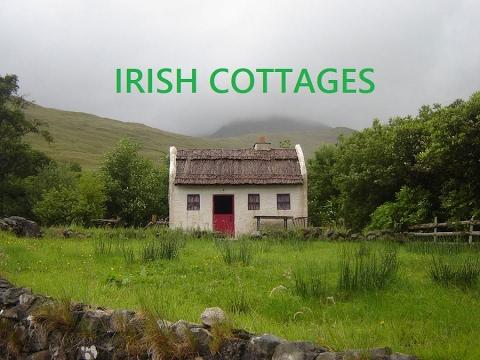 IRISH COTTAGES AND GARDENS