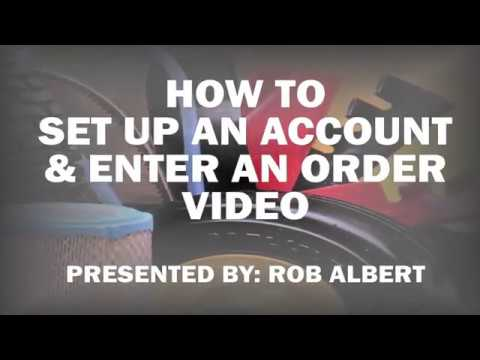 MowMore.com How to set up account and place an order