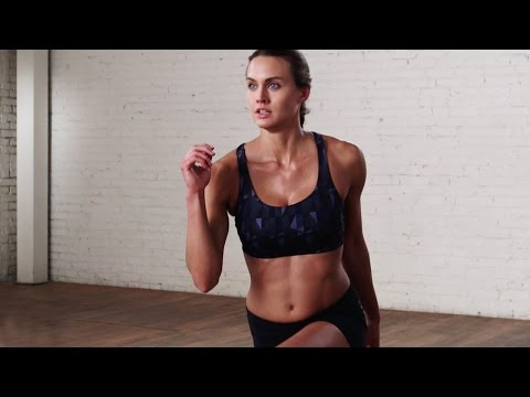 Cardio Workout: The Five-Minute Cardio Blast Workout