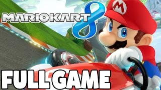 Mario Kart 8 - FULL GAME Complete Gameplay Playthrough [1080p HD]