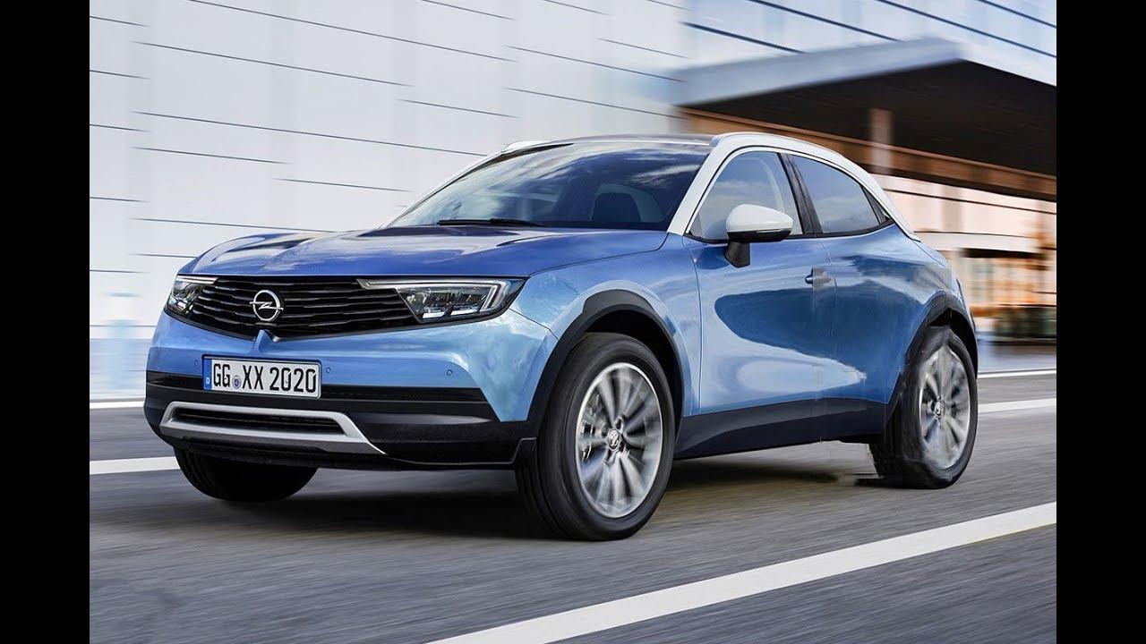 2020 Opel Mokka X - YouTube