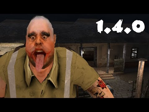 Обновление Mr Meat 1.4.0 Horror Escape Room ☠ Puzzle & action game!! Круче Гренни и Грендпа