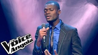 "Alfredo Yungi - ""Let it be"" / The Voice Angola 2015: Aud..."