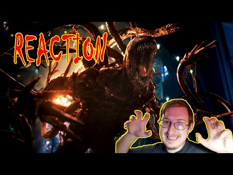 VENOM: LET THERE BE CARNAGE - Official Trailer (RUS)   Russian Reaction