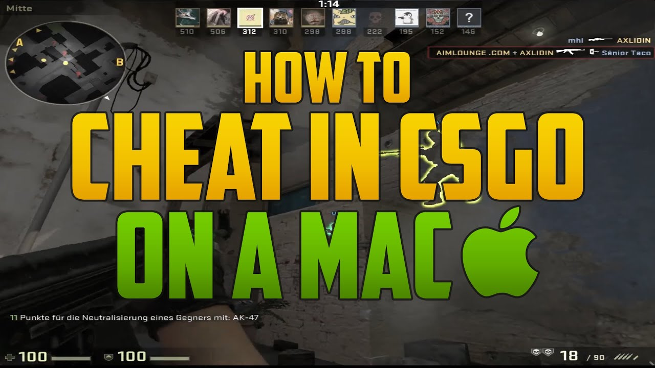 How to play csgo on mac scream cs go knife